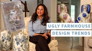 Amitha Verma talks about the 5 ugly farmhouse design trends that are coming back into style in 2021.