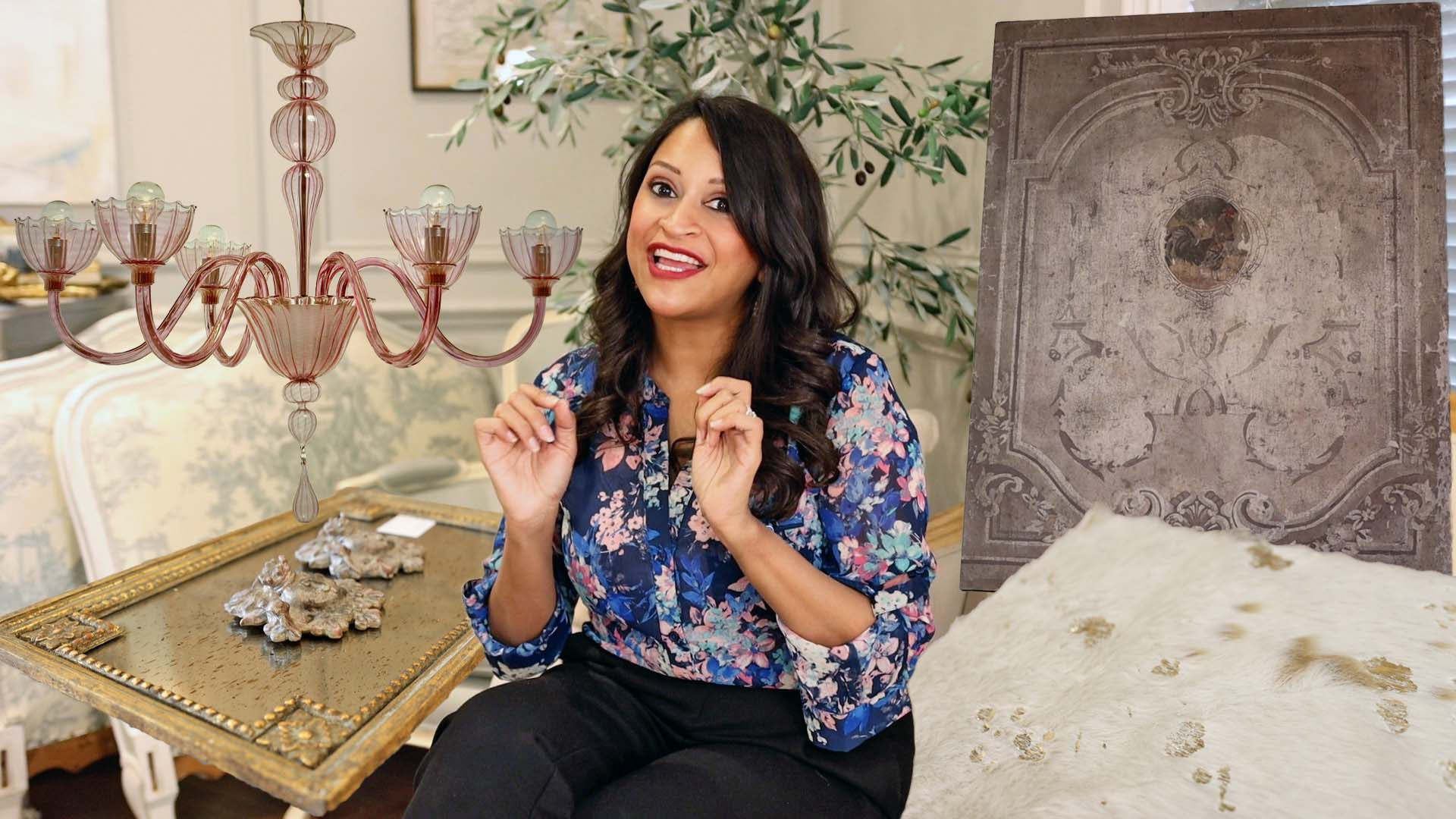 Interior designer, Amitha Verma, shares the top farmhouse fall decor trends that are up and coming for fall 2021 and how to style them.